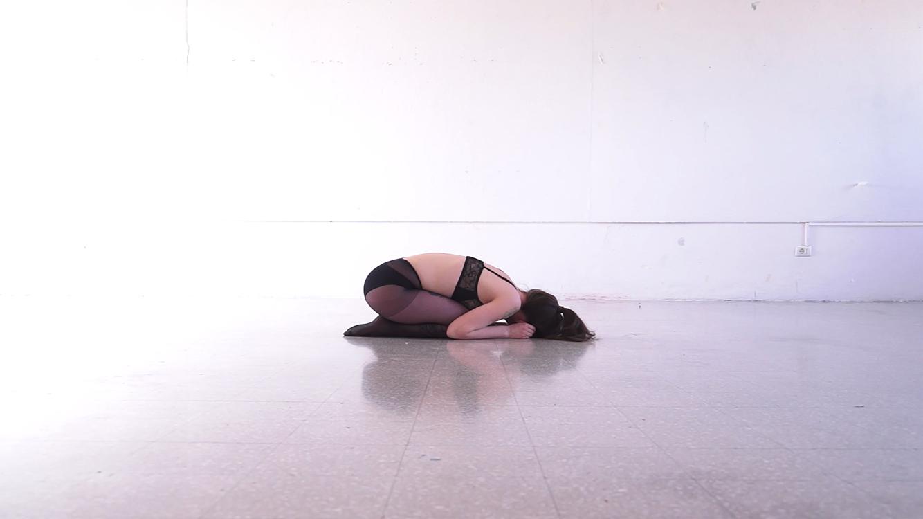 Silvia Mantellini Faieta, Mea Culpa, performance, 30', 2017_1
